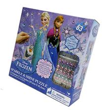 Disney Frozen Sparkle and Shine Puzzle 63 pcs Styles Will