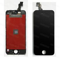 Group Vertical Black Front Assembly LCD Display Screen Touch