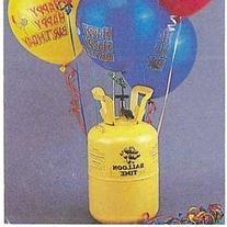 Disposable Helium Tank