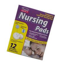 24 Pack Disposable Nursing Pads Individually Wrapped Bulk