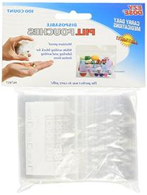 Ezy Dose Disposable Pill Pouches