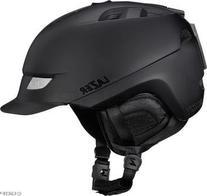 Lazer Dissent Snow Helmet: Matte Black; SM
