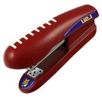 Caseys Distributing 8162023430 LSU Tigers Pro-Grip Stapler