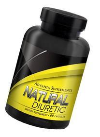 Natural Diuretic Water Pill Guaranteed To Eliminate Water