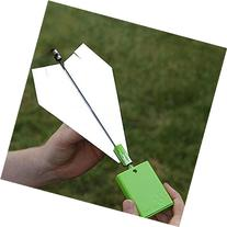 TOPCHANCES DIY Electric Power Rechargeable Paper Airplane
