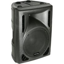 Gemini DJ DRS-15BLU Powered D-Class Loudspeaker with Mp3