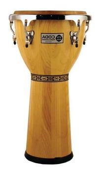 Coda Djembe Drum Percussion Great Look & Sound DP-320