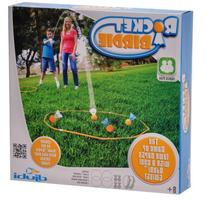 Djubi Rocket Birdie - Lawn Darts Outdoor Games