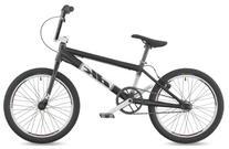 "DK Spektre 2011 BMX Bike, 20"" Black with white rims"