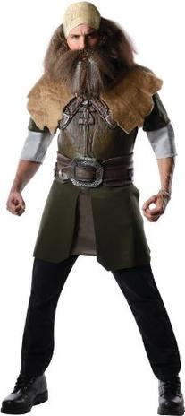 Deluxe Dwalin Costume - Standard - Chest Size 46