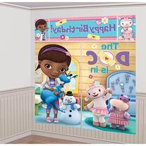 Disney Junior Doc McStuffins Scene Setter Wall Decorations