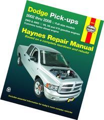 Dodge Pick-ups: 2002 thru 2008