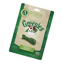 Greenies Dog Dental Chew Treats Teenie 18oz 65ct