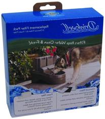 Drinkwell Outdoor Dog Fountain Replacement Filter Kit