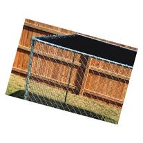 Dog Kennel Shade Cover/fence privacy screen Royal Blue 5'8''