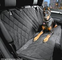 4Knines Dog Seat Cover with Hammock for Cars, Trucks and