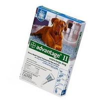 Advantage 4-Month Dogs Over 55 Lbs