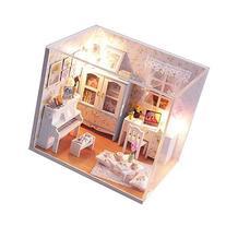 Dollhouse Miniature DIY House Kit-Hemiola's Room Series
