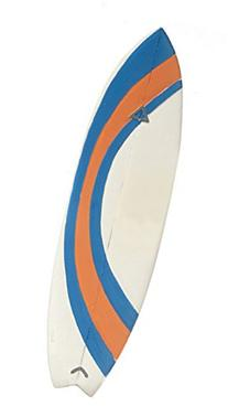 Dollhouse Miniature Surfboard by Town Square Miniatures
