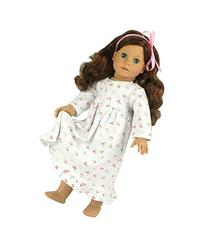 18 Inch Dolls Clothes Nightgown fits American Girl Dolls,