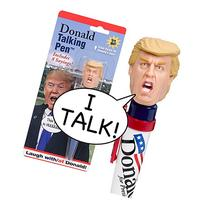 Donald Talking Pen - 8 Different Sayings - Trump's REAL