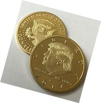 Donald Trump 2016 24kt Gold Plated EAGLE Presidential