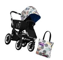 Bugaboo Donkey Accessory Pack - Andy Warhol Transport/Royal