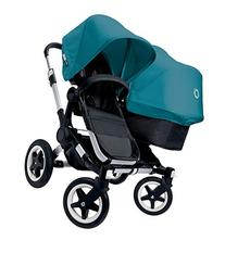 Bugaboo Donkey Complete Duo Stroller - Petrol Blue -