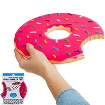 The Donut Flying Disc - Flying Patry Dessert Food - Frisbee