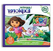 LeapFrog Dora the Explorer Learning Game