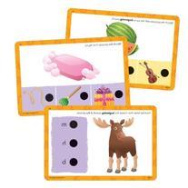 Educational Insights Hot Dots Jr. Cards - Beginning Phonics