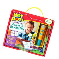 Educational Insights Hot Dots Let's Master Grade 3 Reading