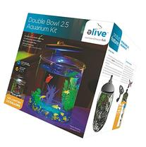 Elive Llc.-Double Bowl Kit 2.5 Gallon 01042