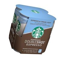 Starbucks Double Shot Espresso Light 6.5 Fl Oz