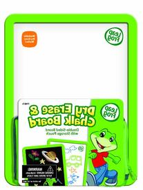 LeapFrog 8.5 x 11 Inches Double-Sided Dry Erase and Chalk