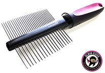 Dog and Cat Comb Double Sided with Stainless Steel teeth