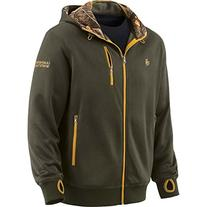 Legendary Whitetails Men's Double Time Hoodie w/Built In