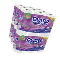 Quilted Northern Double Ultra Plush Rolls-96 Count Case