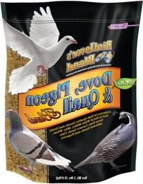 Brown's Dove, Pigeon and Quail Blend Bird Food, 5 lbs