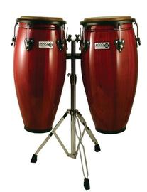 CODA DP-410-11-BUR Conga Drum, Burgundy