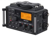 TASCAM DR-60D Linear PCM Recorder for DSLR Filmmaking and