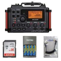 Tascam DR-60DmkII 4-Channel Portable Recorder for DSLR KIT