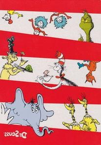 Dr. Seuss Set of 20 Notecards and Envelopes