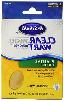 Dr. Scholl's Plantar Wart Removal System-24 ct
