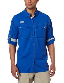 Columbia Men's Low Drag Offshore Long Sleeve Shirt, Large,