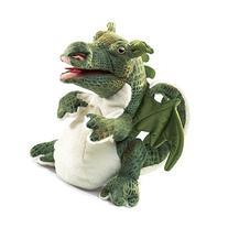 Folkmanis Baby Dragon Hand Puppet