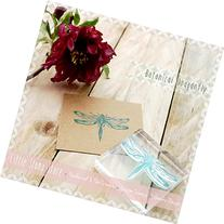Dragonfly Crystal Clear Stamp