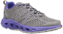 Columbia Women's Drainmaker III Trail Shoe,Light Grey/Cool