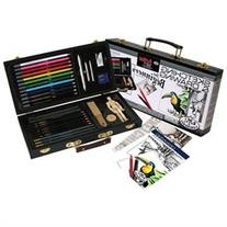 Drawing Beginner Painting Wood Box Set