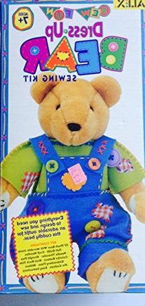 Dress Up Bear Sewing Kit
